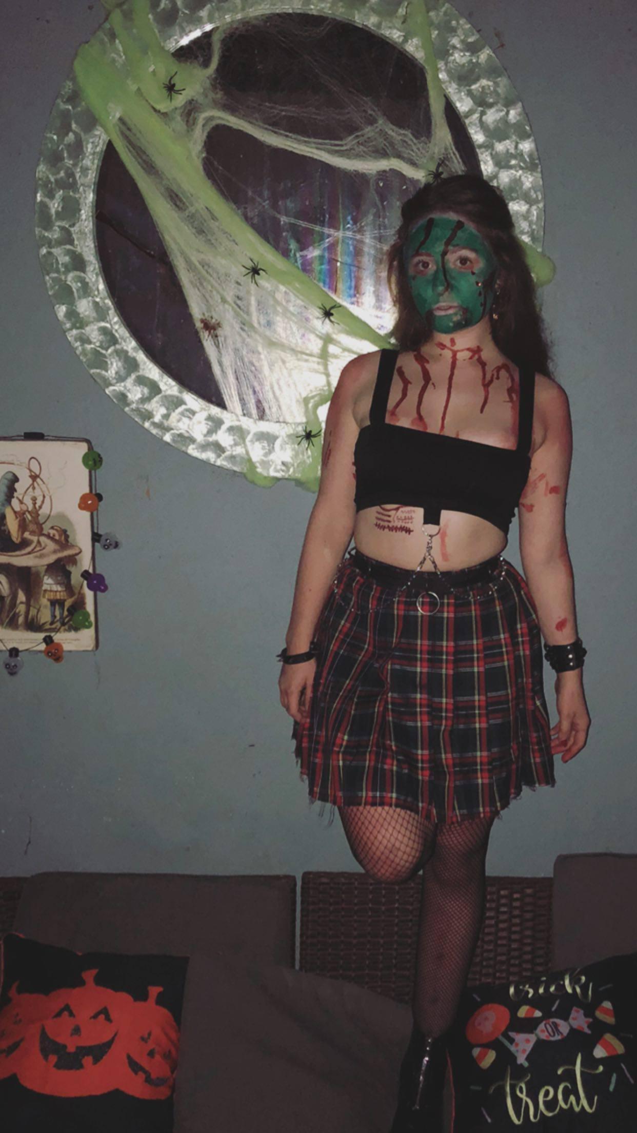 Emma Rose Kenney Halloween Costume