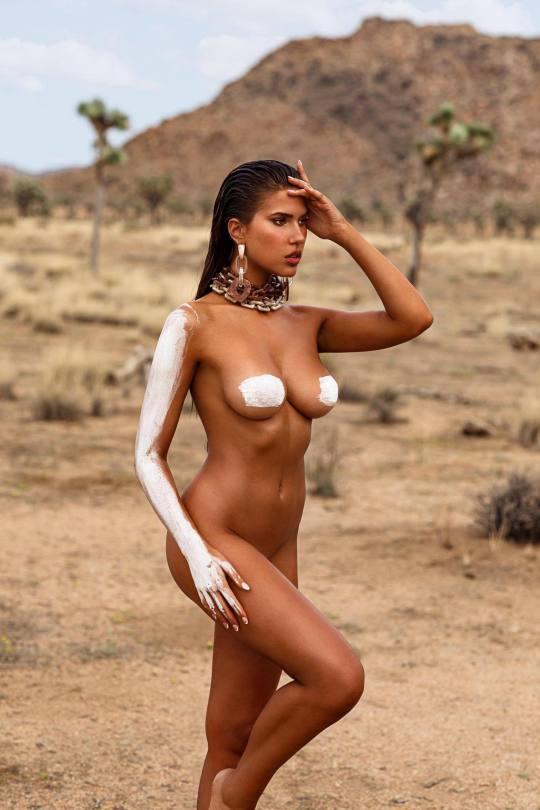 Kara Del Toro Topless And Naked
