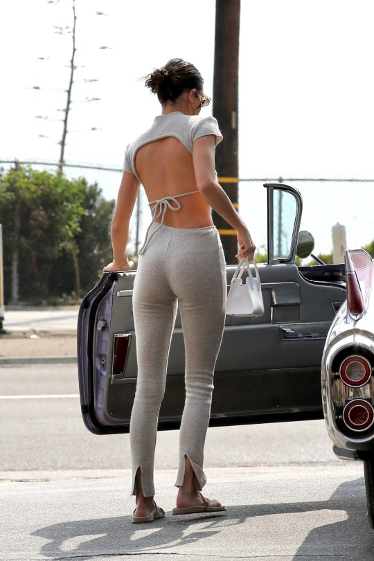 Kendall Jenner Sexy Body