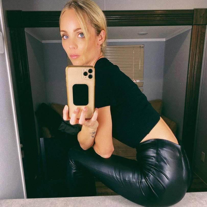 Laura Vandervoort Hot Selfie