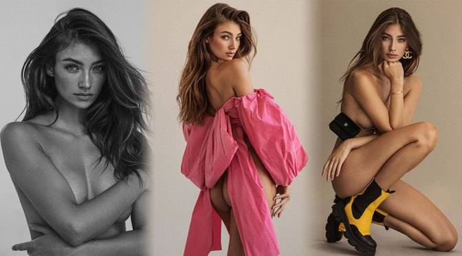 Lorena Rae – Beautiful Body in Sexy Naked Photoshoot by Lina Tesch
