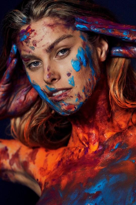 Natalie Jayne Roser Naked