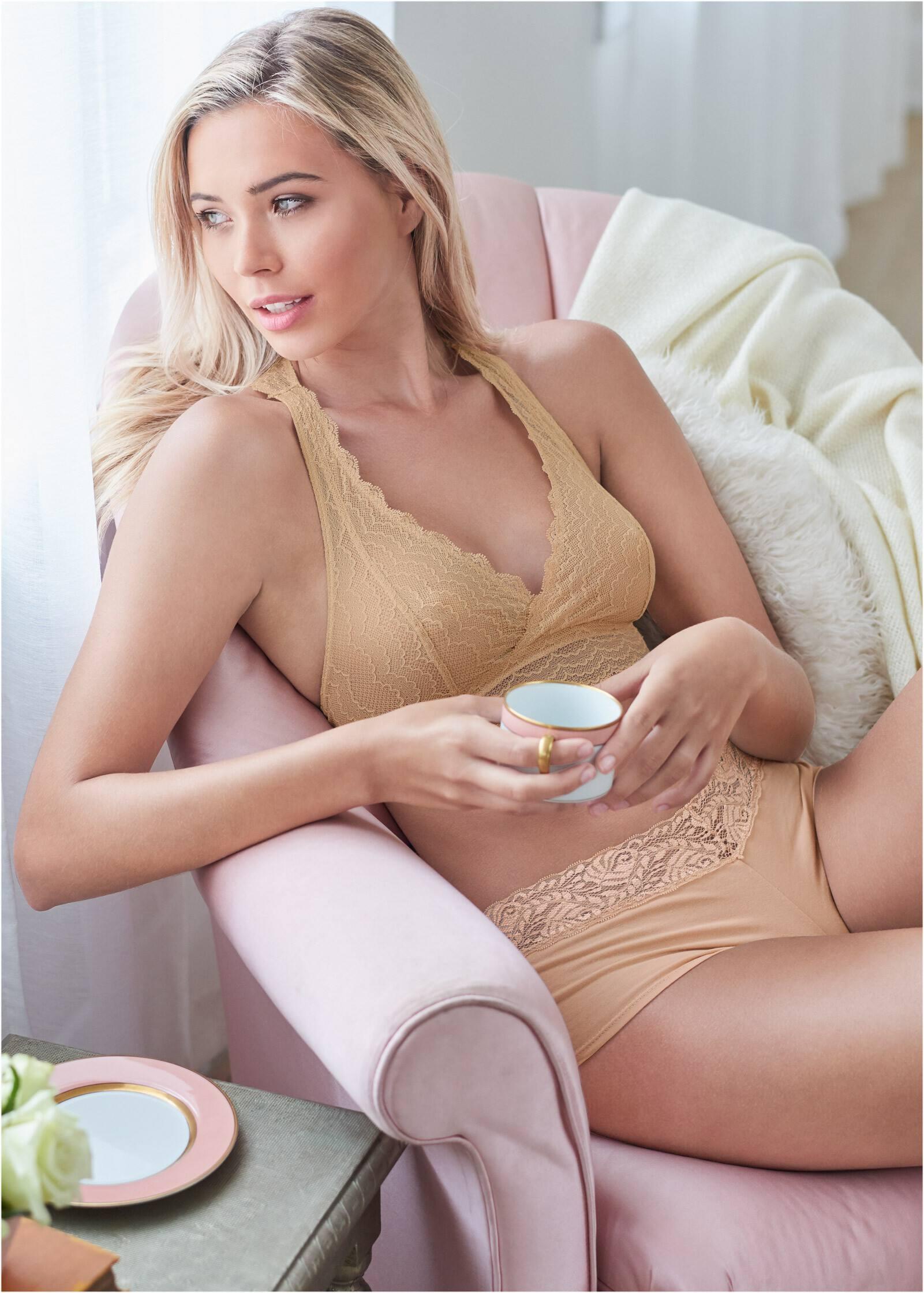 Sandra Kubicka Sexy Lingerie