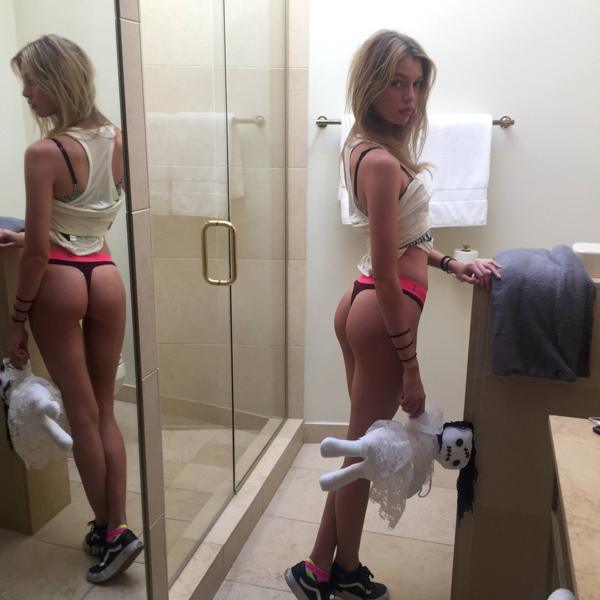 Stella Maxwell Naked Private Pics