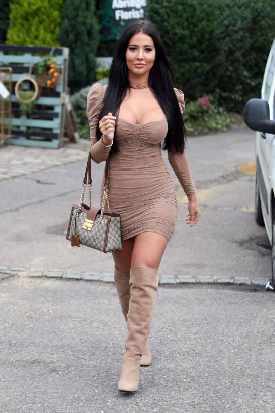 Yazmin Oukhellou Beautiful Body