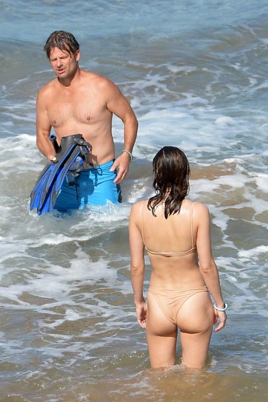 Alexandra Daddario Sexy Bikini
