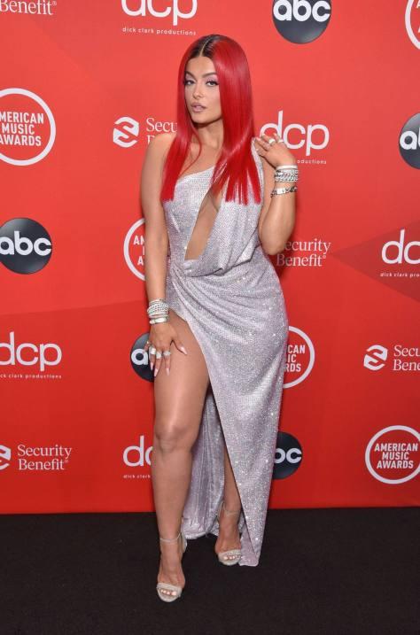 Bebe Rexha Sexy Dress