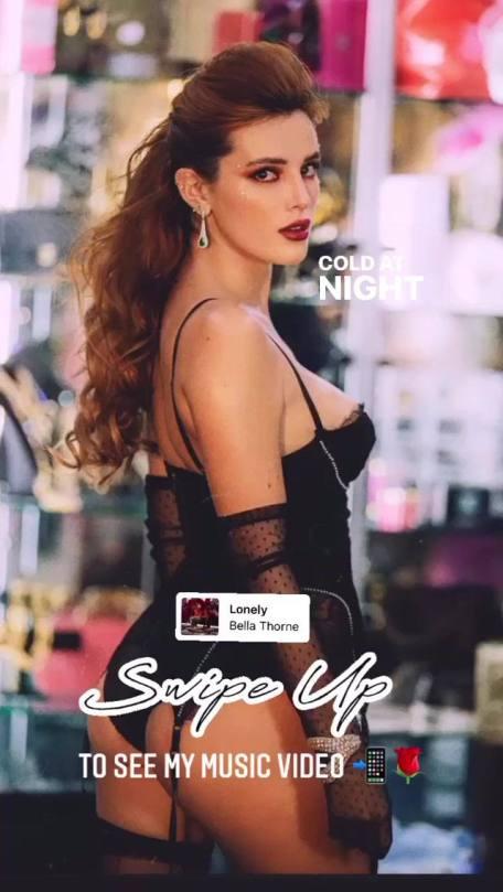 Bella Thorne Hot Ass