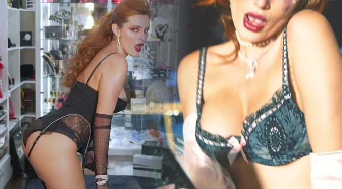 Bella Thorne Hot Lonely Music Video