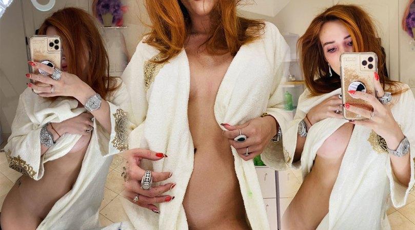 Bella Thorne Sexy Naked Body