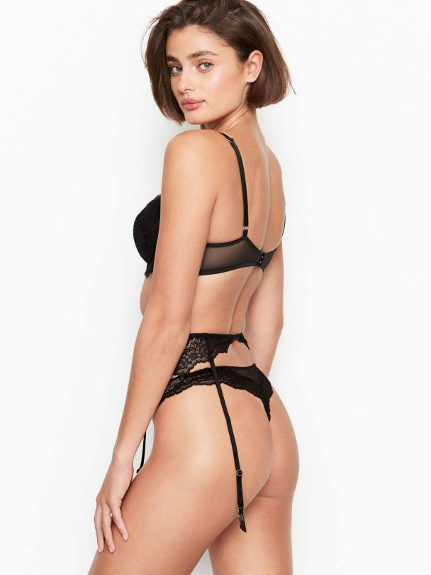 Taylor Marie Hill Sexy Lingerie