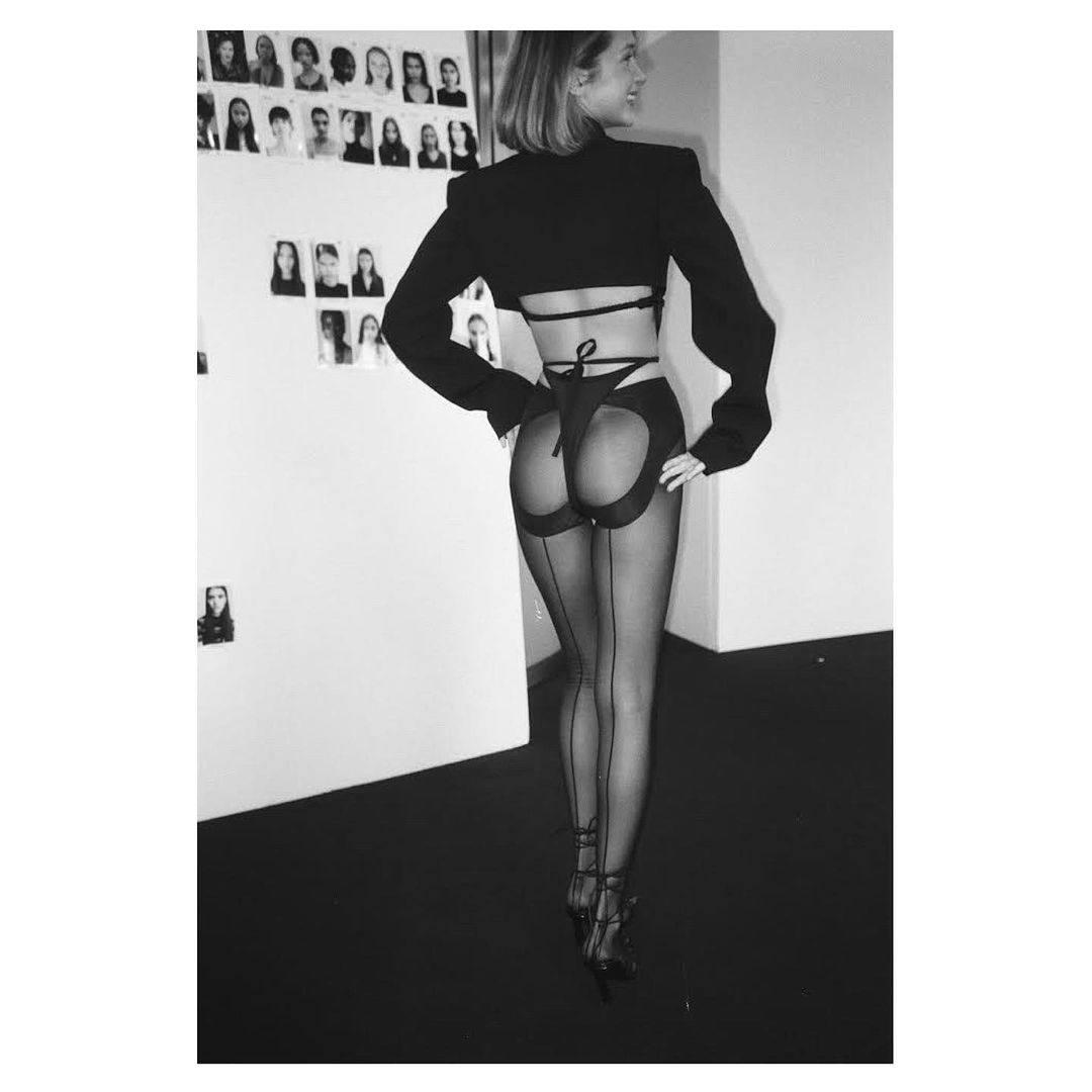 Bella Hadid Sexy Ass
