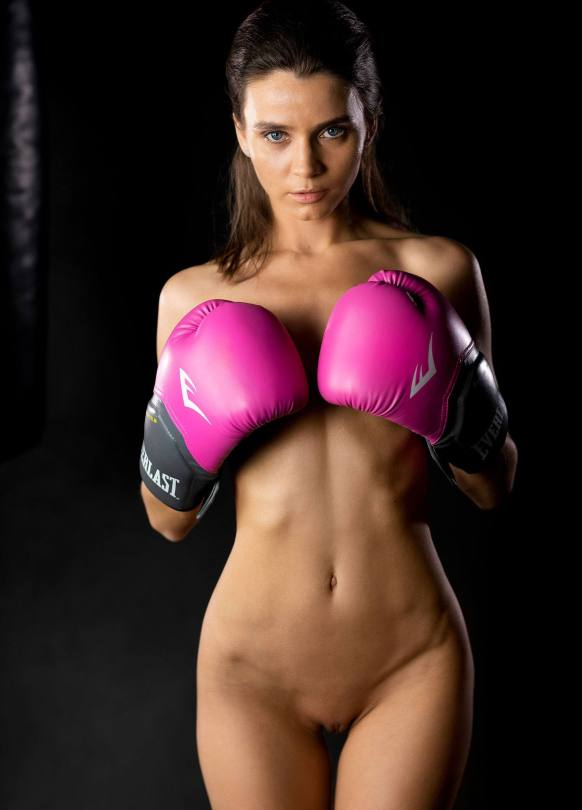Kristina Makaova Naked Body