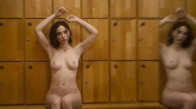 Matilda De Angelis Naked