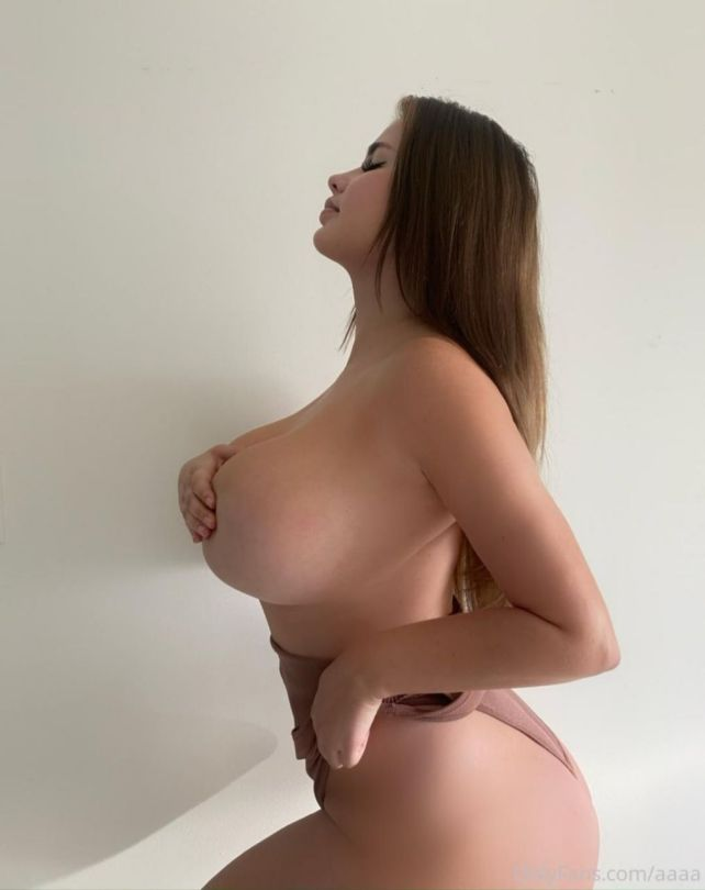 Anastasia Kvitko Topless