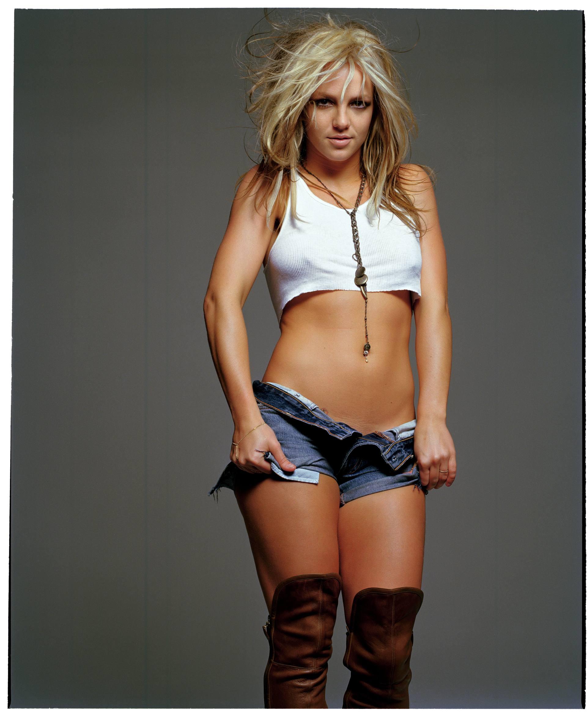 Britney Spears Sexy Photoshoot