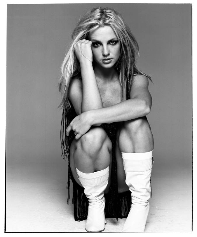 Britney Spears Sexy Photoshoot