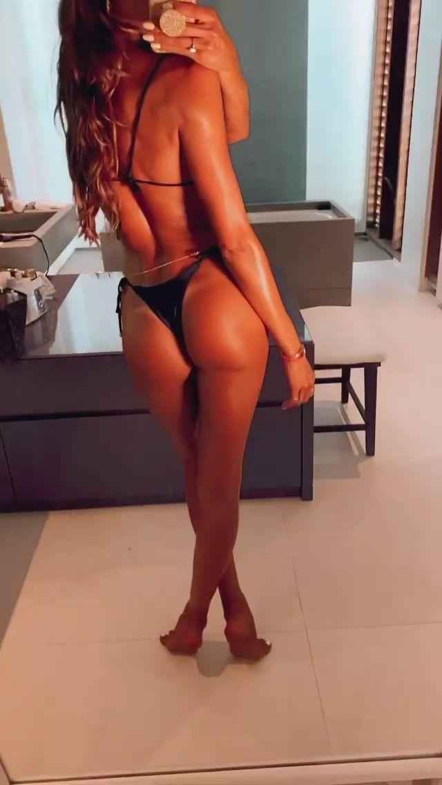 Izabel Goulart Perfect Ass