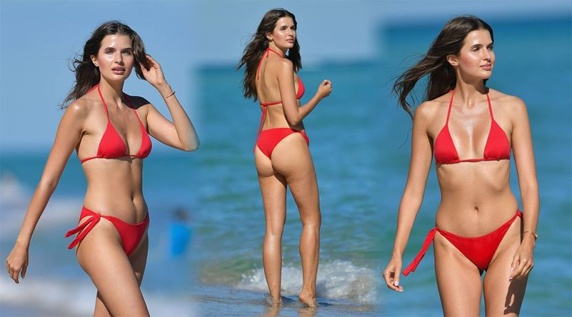 Jessica Markowski Sexy In Bikini