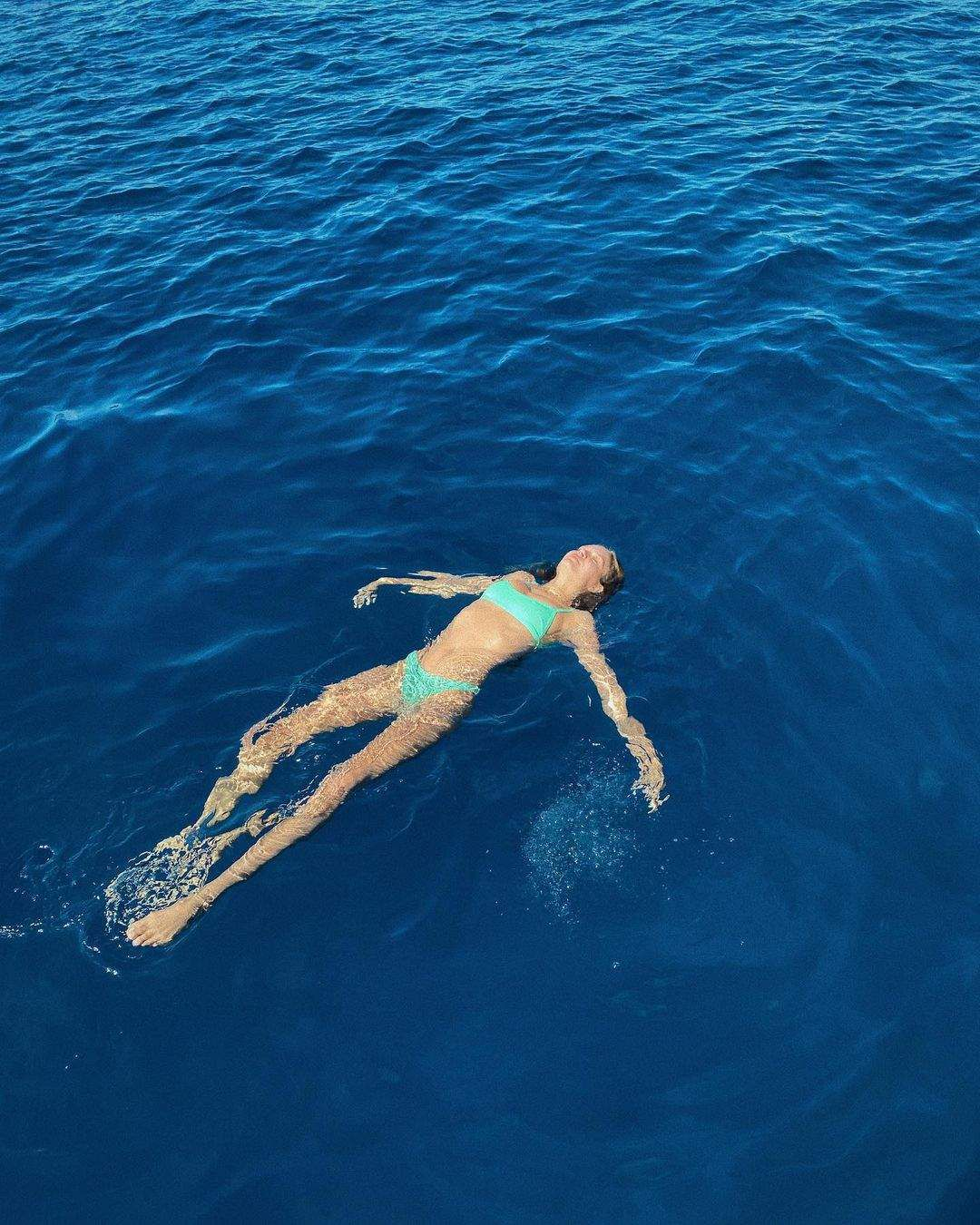 Josephine Skriver In Bikini