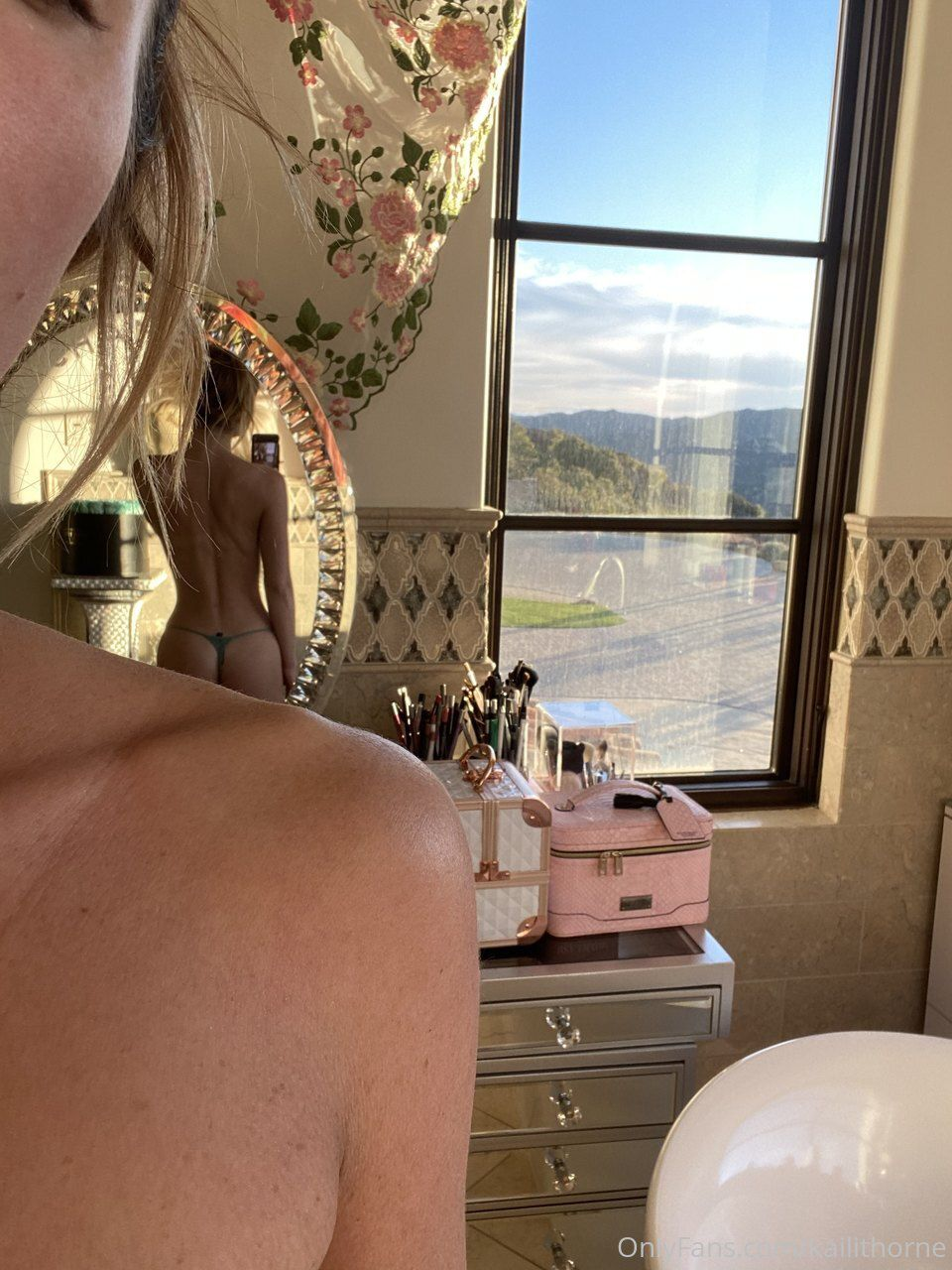 Kaili Thorne Topless