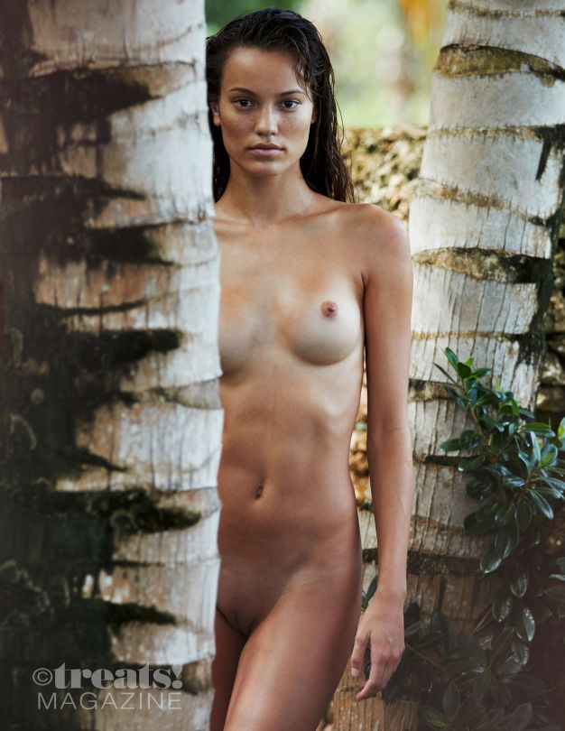 Keilani Asmus Full Frontal Nudity