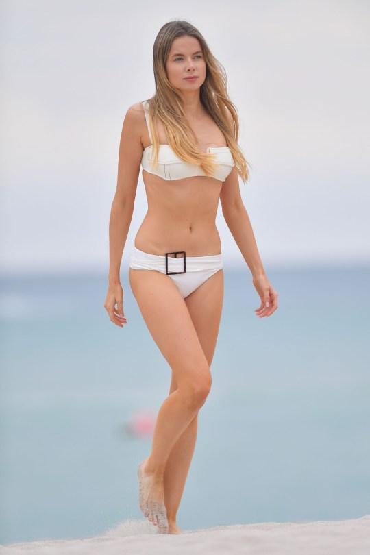 Louisa Warwick Sexy Bikini Body