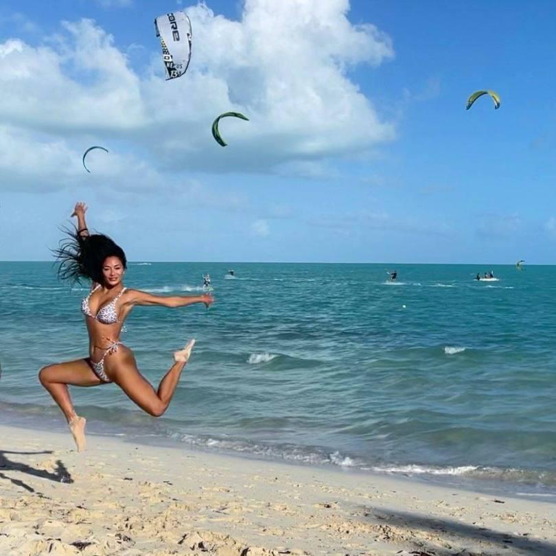Nicole Scherzinger Beautiful In Bikini