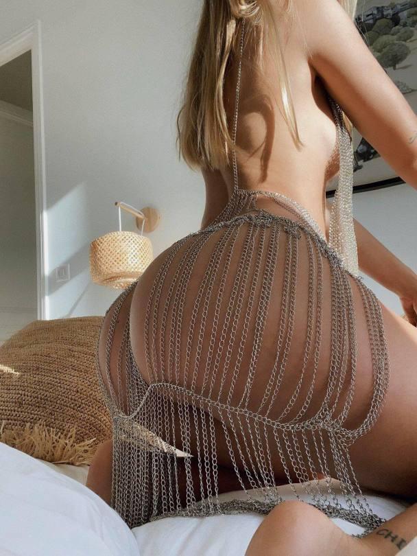 Pauline Tanton Naked Body