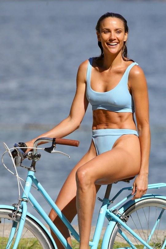 Rachael Finch Bikini Photoshoot