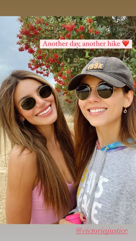 Victoria Justice Madiosn Reed