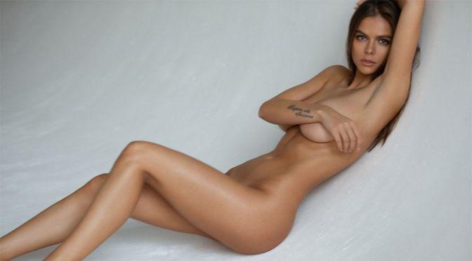Viki Odintcova – Gorgeous Body in a Sexy Naked Photoshoot for Treats Magazine (NSFW)