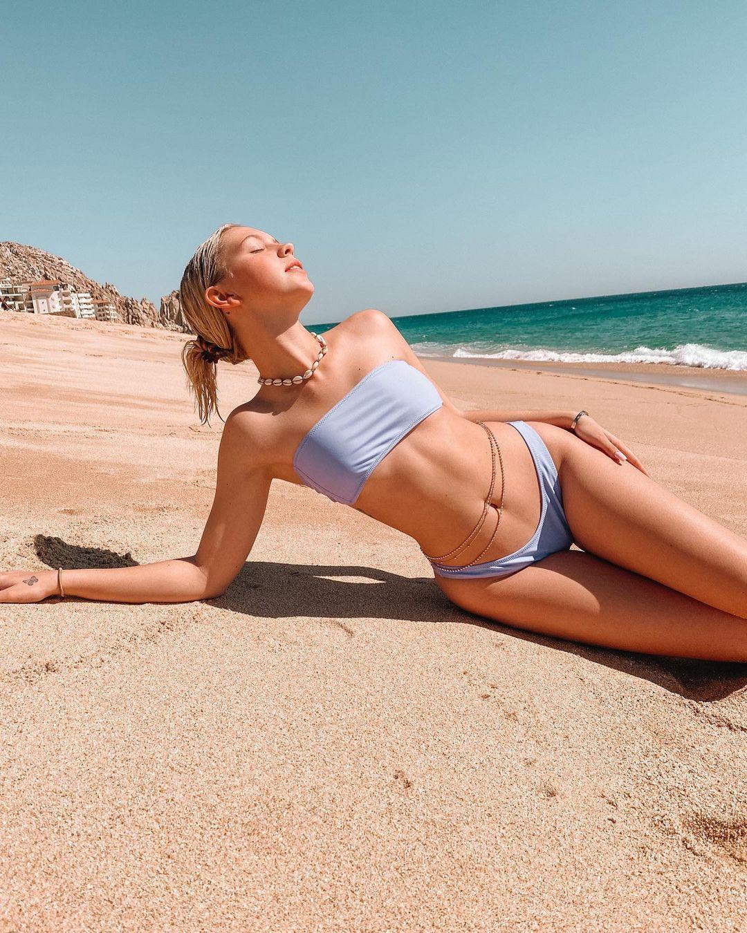 Jordyn Jones Sexy In Bikini