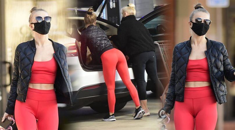 Julianne Hough Sexy Ass And Pokies