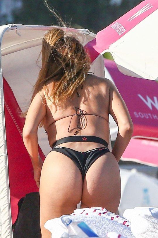 Larsa Pippen Big Ass In Bikini
