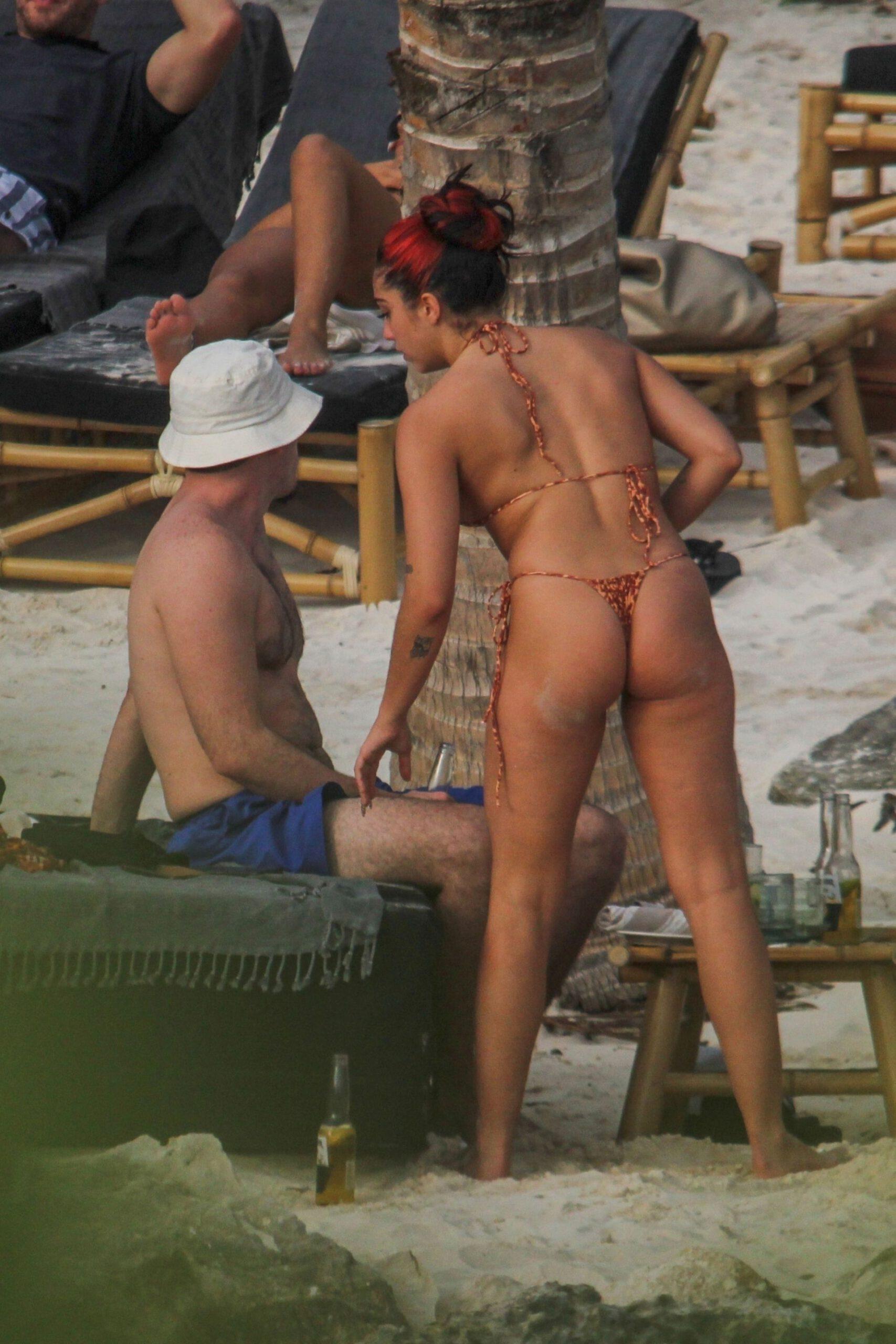 Lourdes Leon Sexy In Bikini