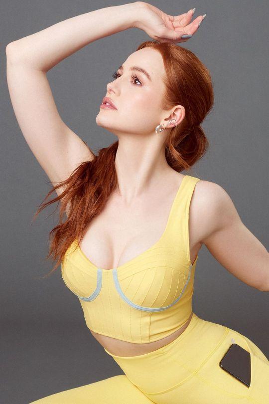 Madelaine Petsch Sexy