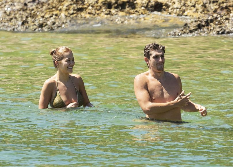 Rita Ora In Bikini