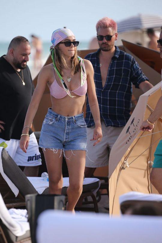 Amelia Gray Hamlin In Bikini