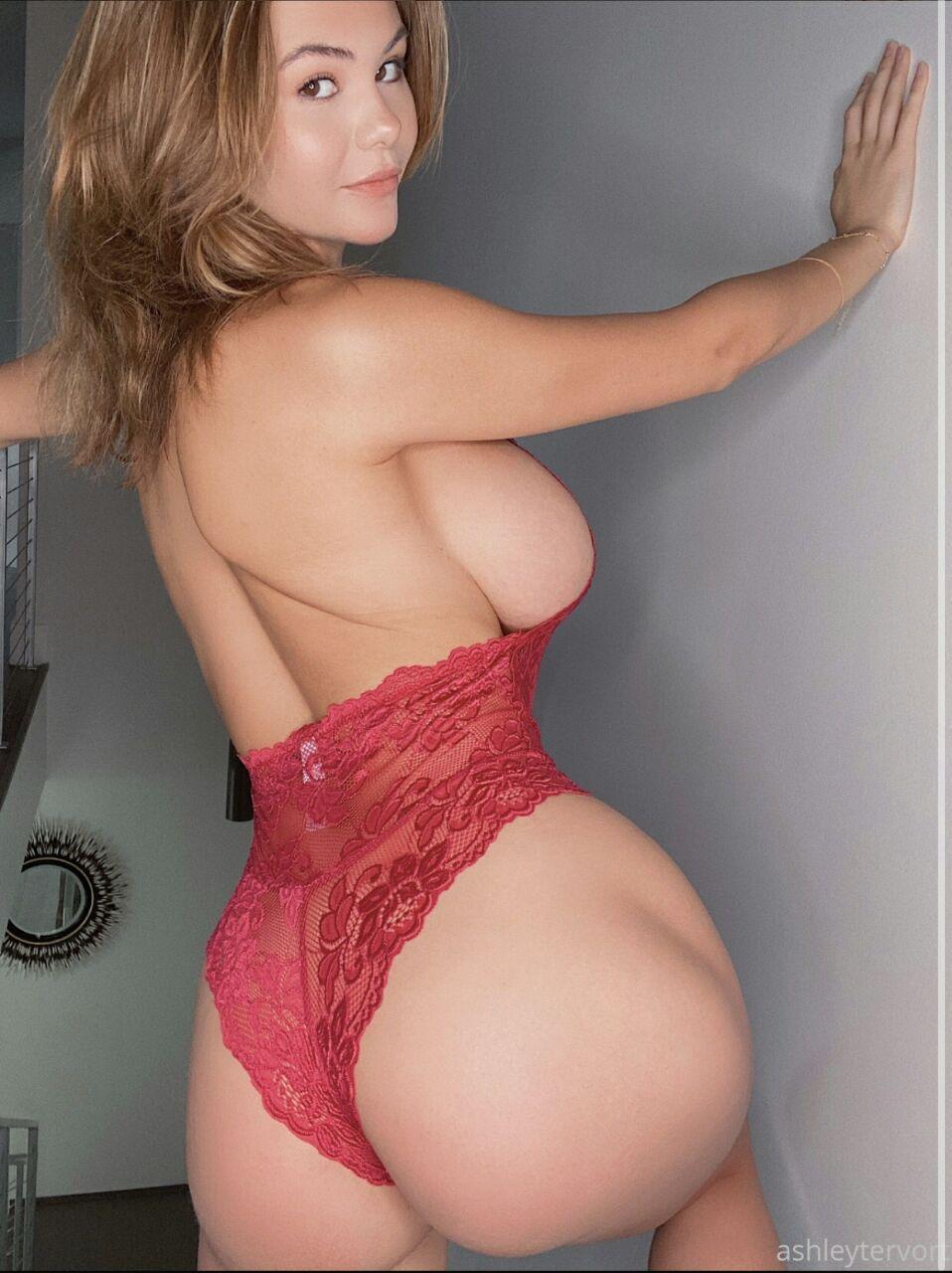 Ashley Tervort Fantastic Tits