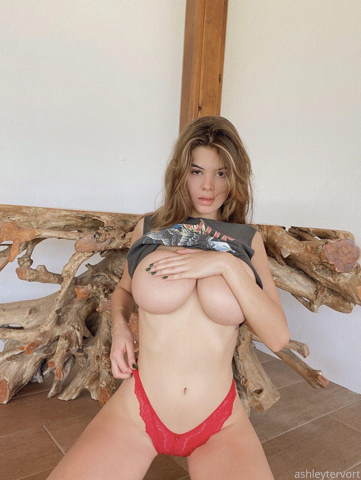 Ashley Tervort Naked