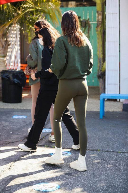 Kendall Jenner Fit Body