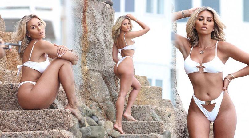 Khloe Terae Fantastic Ass And Boobs In Bikini