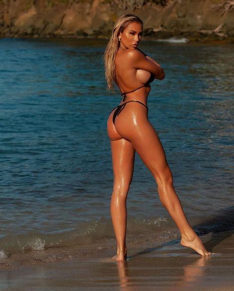 Khloe Terae Fantastic Body
