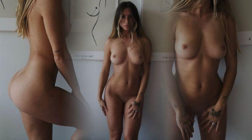 Pauline Tanton Sexy Naked Body