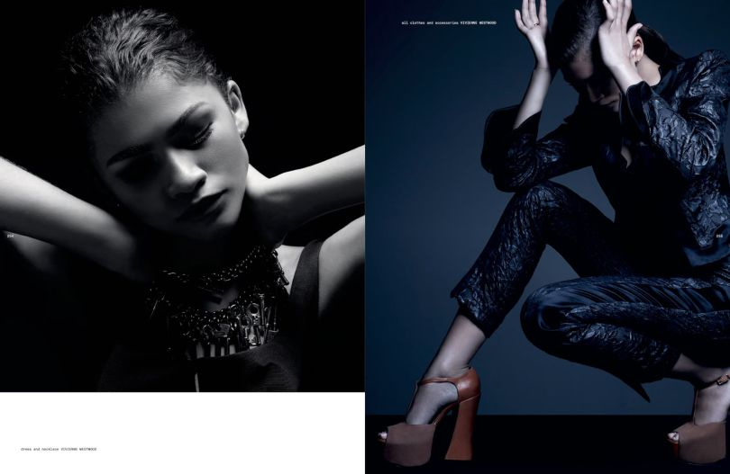 Zendaya Coleman Beautiful Photoshoot