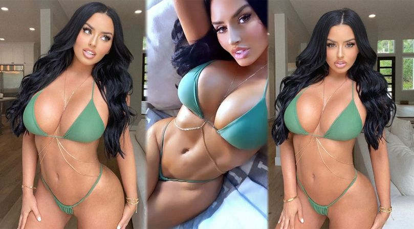 Abigail Ratchford Huge Tits And Sexy Body