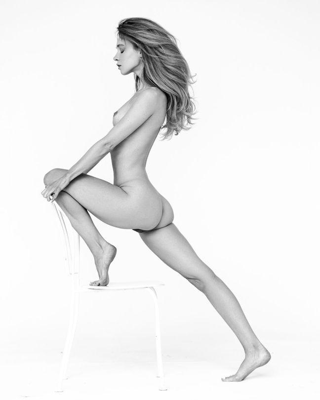 Anna Tsaralunga Naked