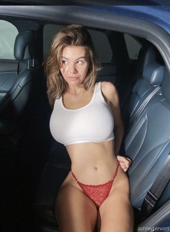 Ashley Tervort Stunning Body In Panties