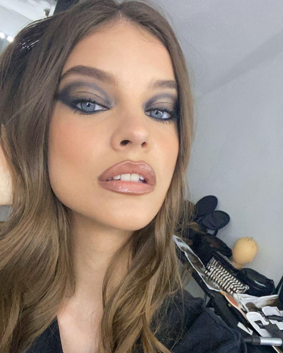 Barbara Palvin Beautiful Face